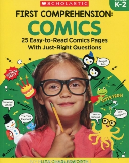 First Comprehension: Comics