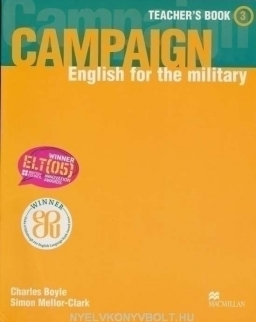 Campaign - English for the Military 3 Teacher's Book