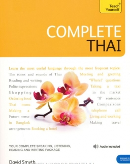Teach Yourself - Complete Thai from Beginner to Level 4 Book with Audio Online