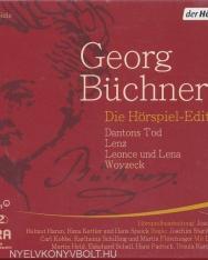 Georg Büchner: Die Hörspiel-Edition: Dantons Tod - Lenz - Leonce und Lena - Woyzeck