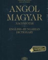 Angol-magyar nagyszótár (English-Hungarian Dictionary) - kartonkötés+ szotar.net internetes hozzáfér