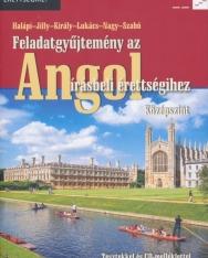Feladatgyűjtemény az angol írásbeli érettségihez. Középszint. Tesztekkel és CD-melléklettel (NT-56509)