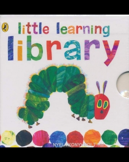 Little Learning Library - The World of Eric Carle (Board Books)