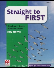 Straight to First Student's Book Pack with Answer & access to Student's Resource Centre & eBook