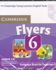Cambridge Young Learners English Tests Flyers 6 Audio CD