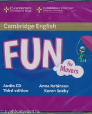 Fun for Movers Third Edition Class Audio CDs