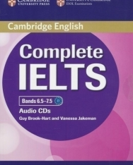 Complete IELTS Bands 6.5-7.5 Class Audio CDs (2)British English
