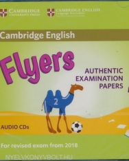 Cambridge English Flyers 2 Class Audio CDs for Revised Exam From 2018