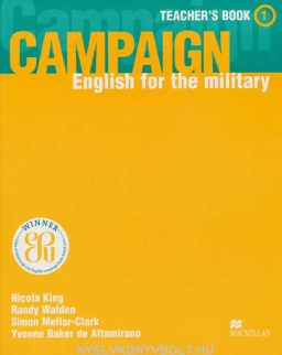 Campaign - English for the Military 1 Teacher's Book