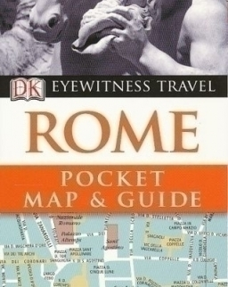 DK Eyewitness Pocket Map and Guide - Rome