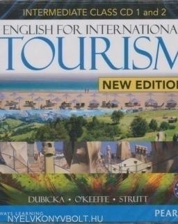 English for International Tourism Intermediate Class CDs - New Edition