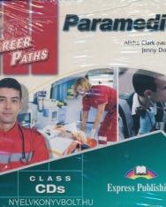 Career Paths - Paramedics Audio CD
