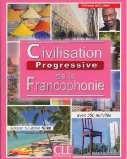 Civilisation progressive de la francophonie - Niveau débutant