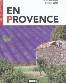 En Provence avec CD Audio - Black Cat Lire et Voyager