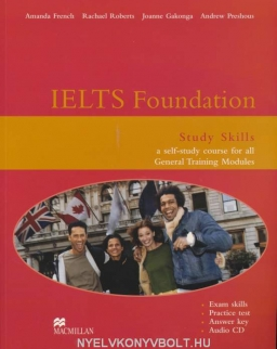 IELTS Foundation Study Skills with Answer Key and Audio CD General Modules