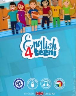 English 4 Teens Level A2 - Audio Materials MP3 Download