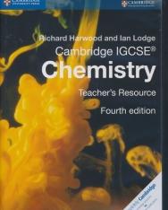 Cambridge IGCSE Chemistry Fourth Edition Teacher's Resource CD-ROM