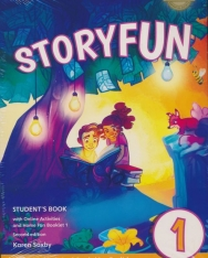 Storyfun 2nd Edition Level 1 (for Starters) Student's Book with Online Activities and Home Fun Booklet 1
