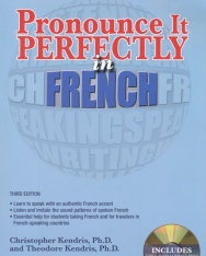 Barron's Pronounce It Perfectly in French with Audio CDs (3)