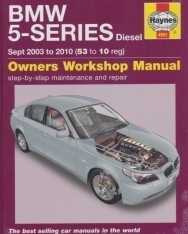 BMW 5-Series Diesel