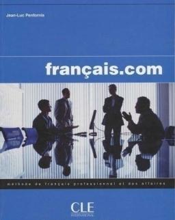 Francais.com Intermédiaire/Avancé Livre de l'éleve