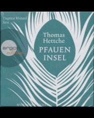 Thomas Hettche: Pfauen Insel Audio CD