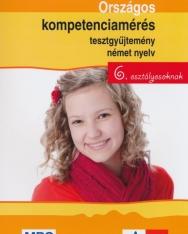 Országos kompetenciamérés tesztgyűjtemény német nyelv 6. osztályosoknak