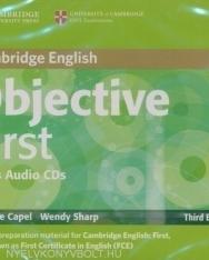 Cambridge English Objective First Class Audio CDs (2)