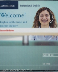 Welcome! Audio CD Set 2nd Edition