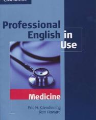 Professional English in Use - Medicine