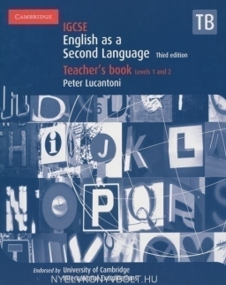 IGCSE English as a Second Language Teacher's Book Levels 1 and 2 - Third Edition