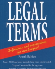 Barron's Dictionary of Legal Terms