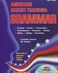 American Accent Training: Grammar with 2 Audio CDs