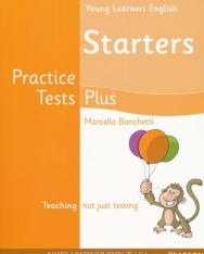 Young Learners English Starters Practice Test Plus Student's Book