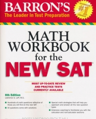 Barron's Math Workbook for the New SAT- 6th Edition