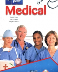 Career Paths: Medical Student's Book with DigiBooks App (Includes Audio & Video)