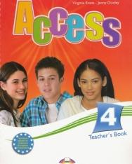 Access 4 Teacher's Book