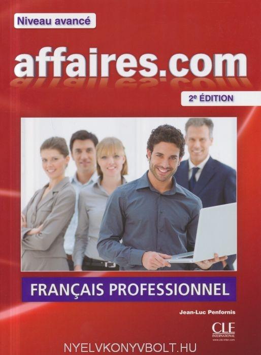 Affaires.com Avancé 2eme Édition