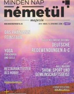 Minden Nap Németül magazin 2019. május