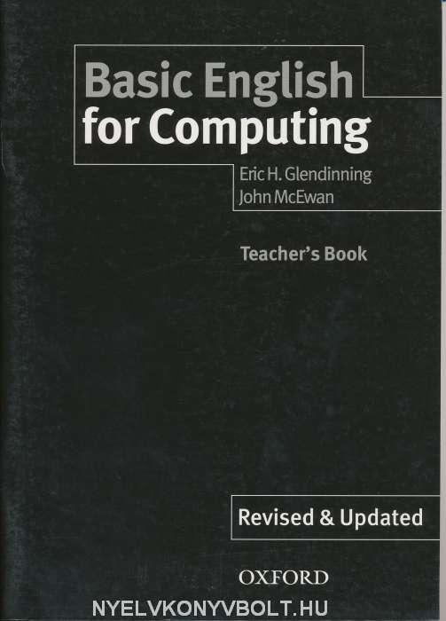 Basic English for Computing, New Edition Teacher's Book