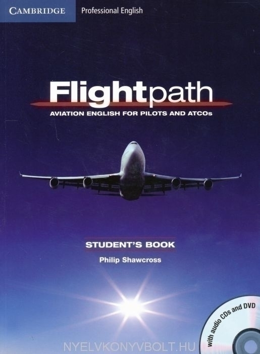 Flightpath Student's Book with Audio CDs and DVD
