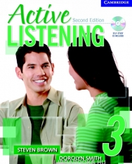 Active Listening 3 Student's Book with Self-study Audio CD 2nd E