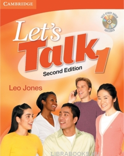 Let's Talk 1 Student's Book with Self-Study Audio CD 2nd Edition