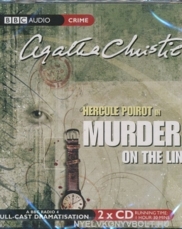 Agatha Christie. Hercule Poirot in Murder on the Links - Audio Book (2 CDs)