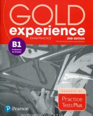 Gold Experience (2nd Edition) B1 Preliminary for Schools Exam Practice