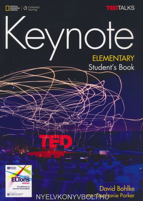 Keynote Elementary Student's Book with DVD-Rom