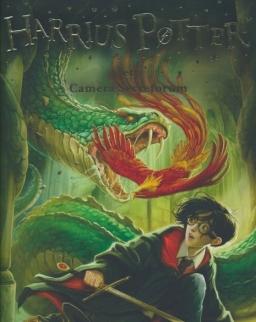 J. K. Rowling: Harrius Potter et Camera Secretorum (Harry Potter és a Titkok Kamrája)