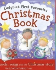Ladybird First Favourite Christmas Book (Board Book)