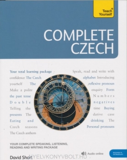 Complete Czech Beginner to Intermediate Course: Learn to read, write, speak and understand a new language