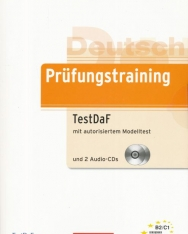 Prüfungstraining TestDaF mit CDs B2/C1
